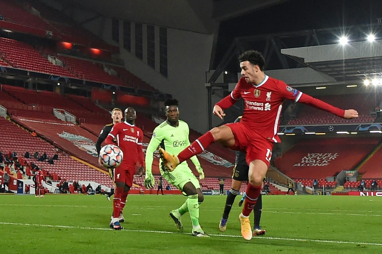 Liverpool won 1-0. AFP