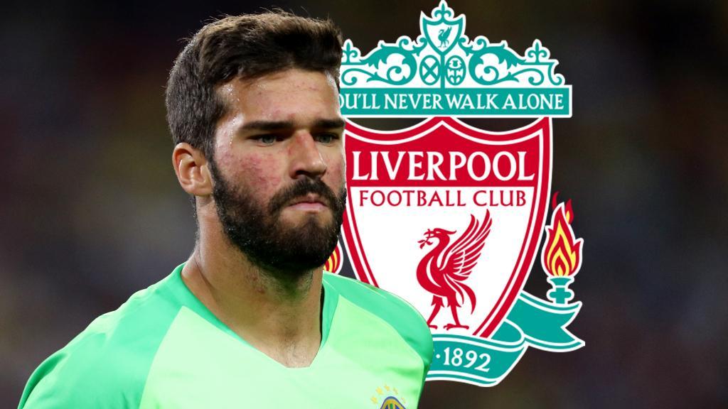 Roma, Alisson al Liverpool: affare da 72,5 milioni. Goal