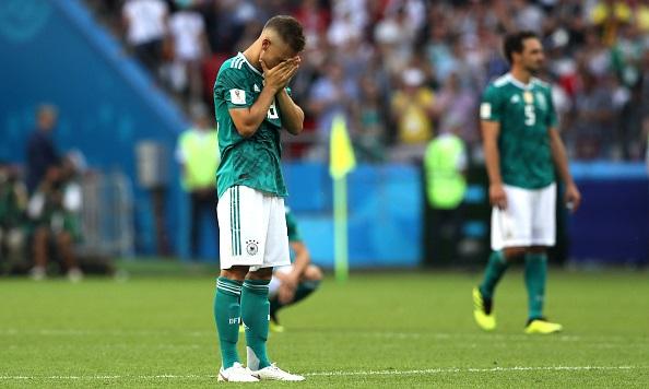Kroos explica por que a Alemanha foi eliminada da Copa do Mundo. Goal