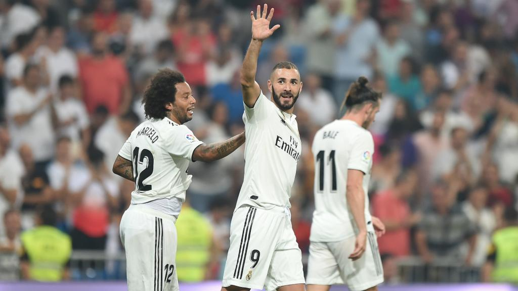 Benzema has surpassed Ronaldo's record. GOAL