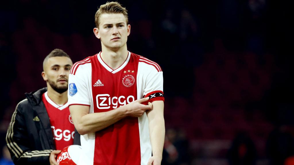 Matthijs de Ligt Ajax 03132019
