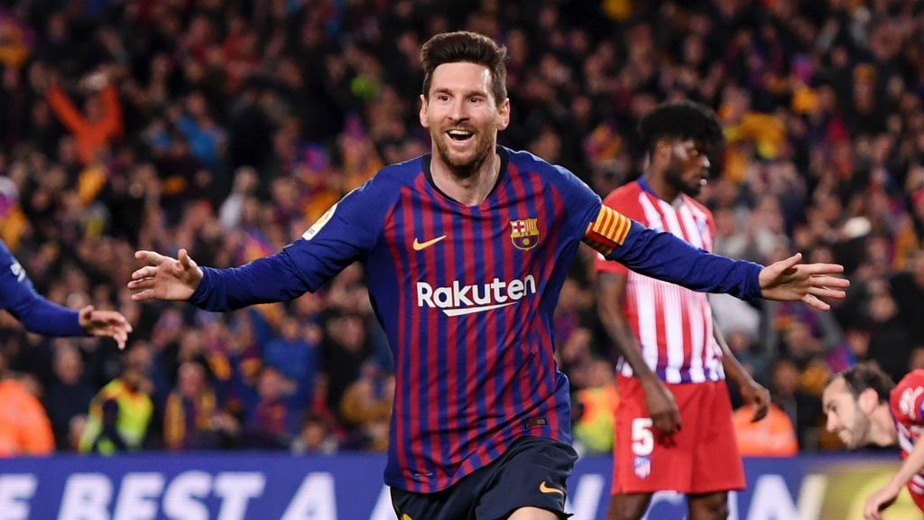 Lionel Messi wins sixth European Golden Shoe. Goal