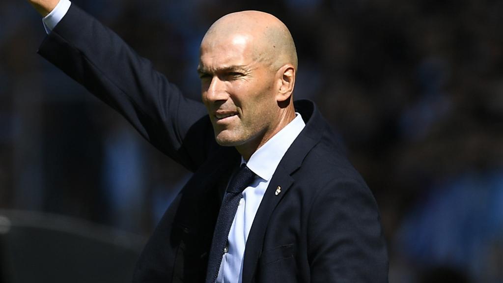 Zidane ne veut pas de Neymar à Madrid. AFP